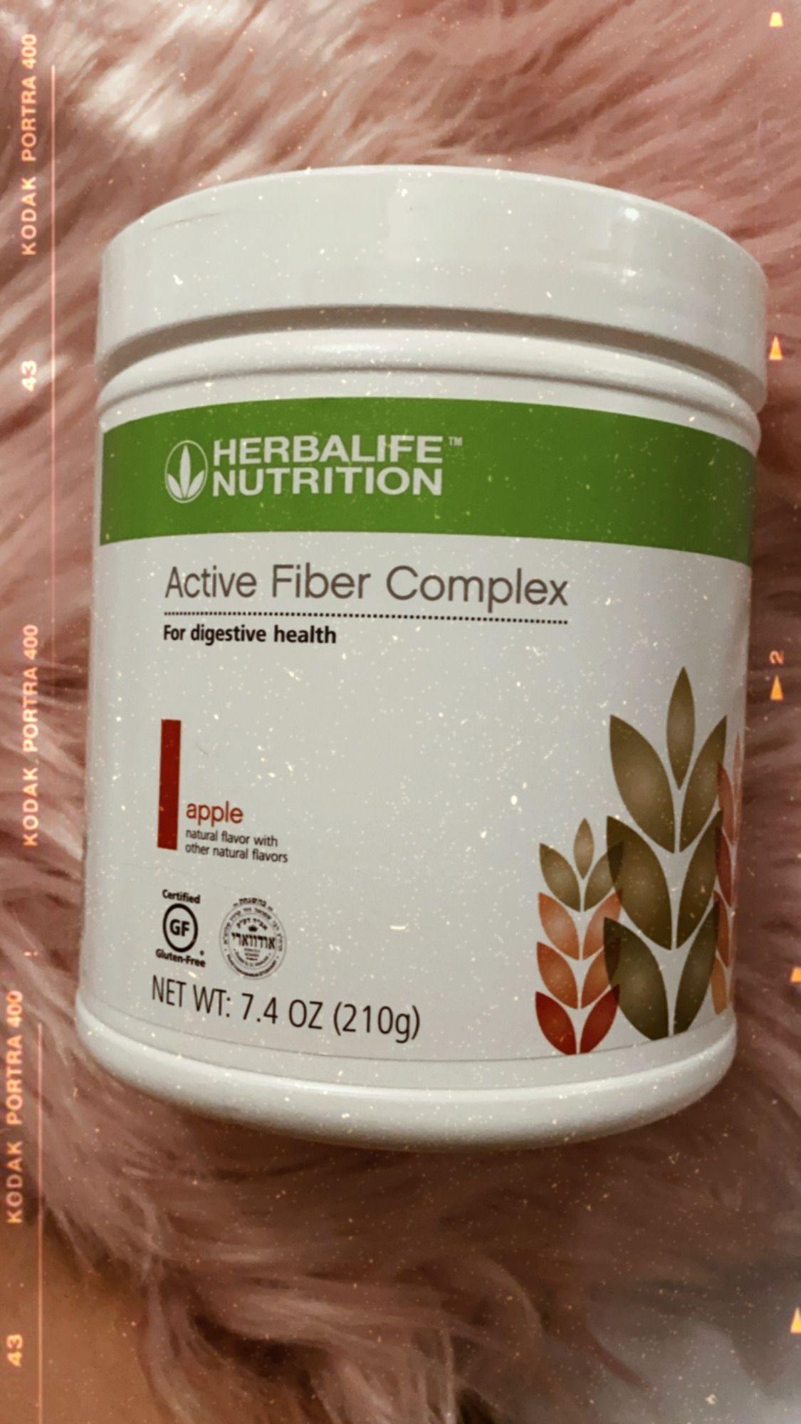 Herbalife Active Fiber Complex In 2020 Nutrition Blog Herbalife Nutrition