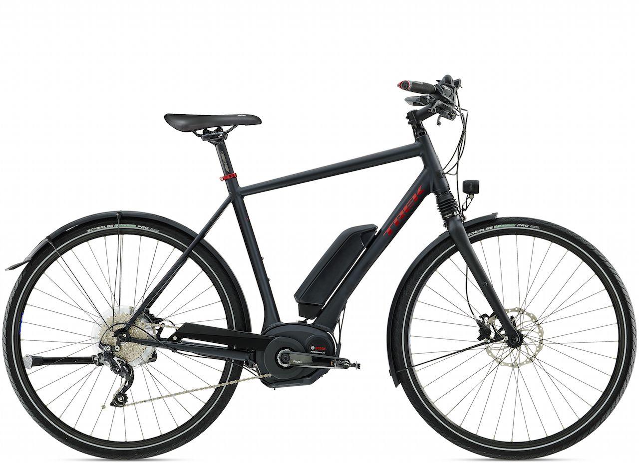 Trek Bicycle Becomes The Track Sponsor Of The Electric Bike Expo Trek Bicycle Ebike Best E Bike