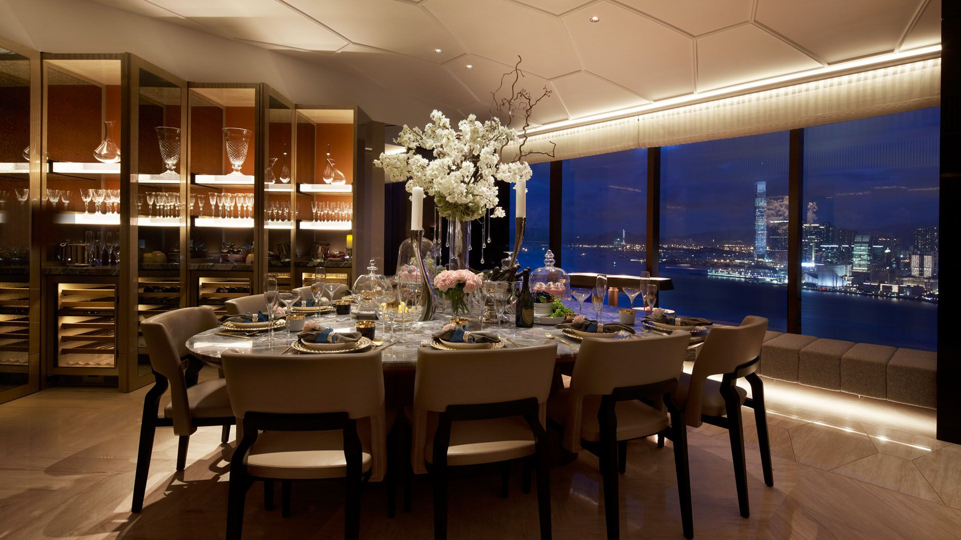 Abconcept the gloucester hong kong exclusive residence