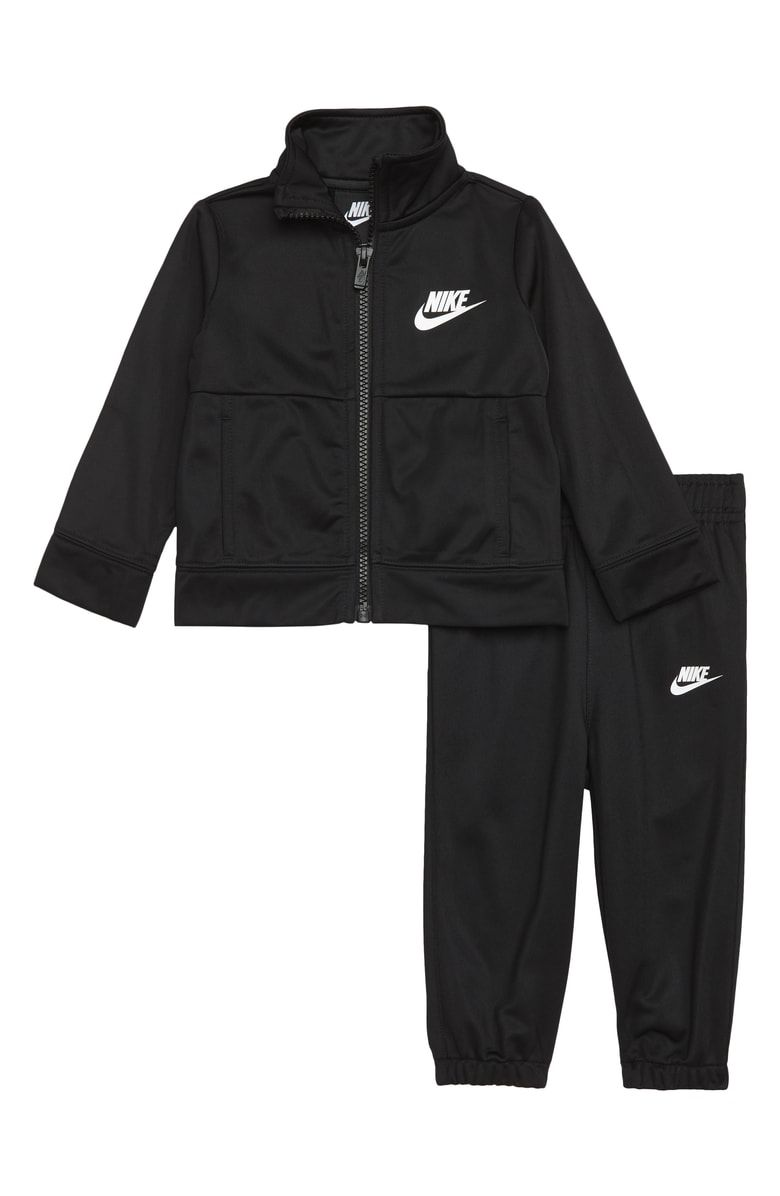 ff1a1956f30f Free shipping and returns on Nike Track Jacket  amp  Sweatpants Set (Baby)  at