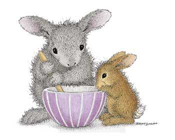 """""""Recipe For Friendship"""" from House-Mouse Designs®"""