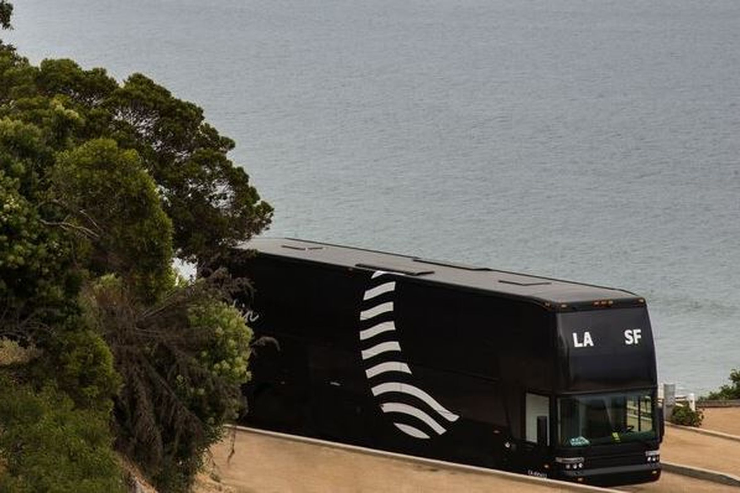 Sleep pod buses between la and sf rolling out this month