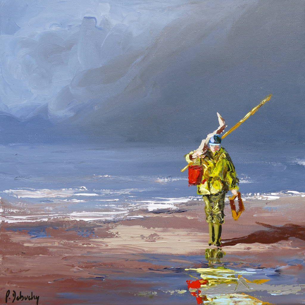 Peinture_Cirés jaunes - Patricia Debuchy | Peinture, Peinture au couteau  facile, Peinture au couteau