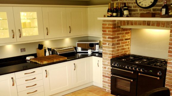 Real customer kitchens Kitchen suppliers Ashford, Kent and