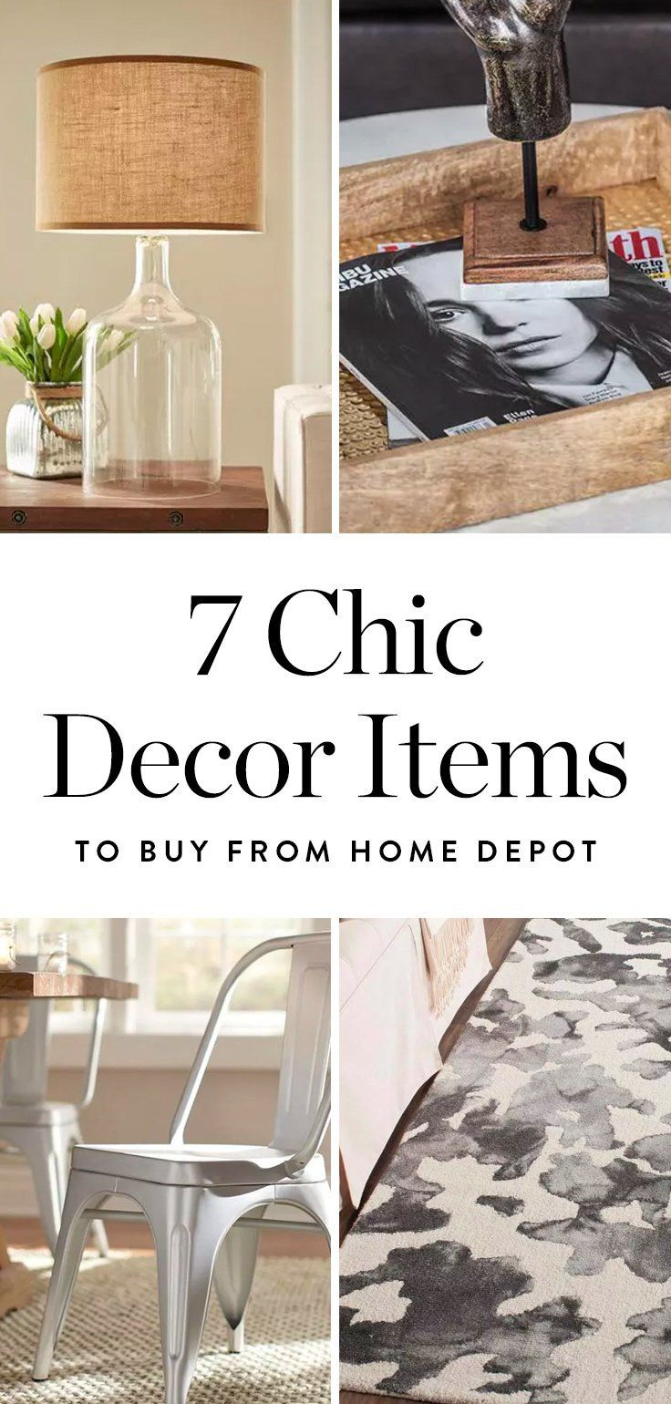 7 Chic Things to Buy from Home Depot (No Tile, Paint or Roofing ...