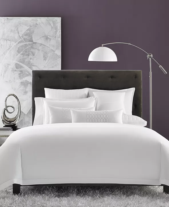 Hotel Collection 680 Thread Count Full Queen Comforter Created For Macy S Reviews Designer Bedding Bed Bath Macy S White Duvet Covers Hotel Collection Duvet Covers Twin