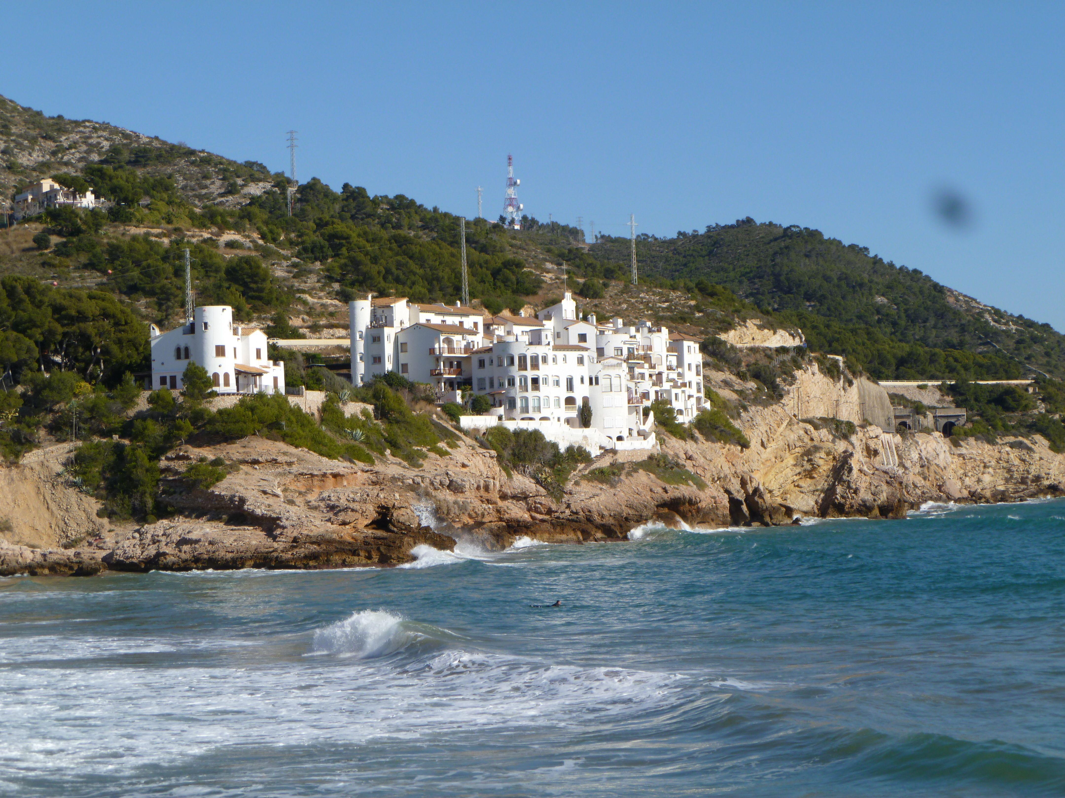 Sitges, España!