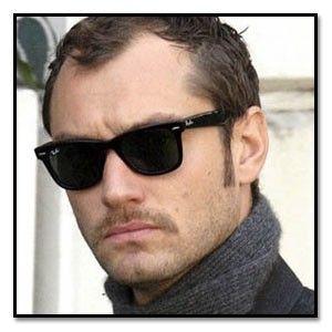 wayfarer ray ban sunglasses men