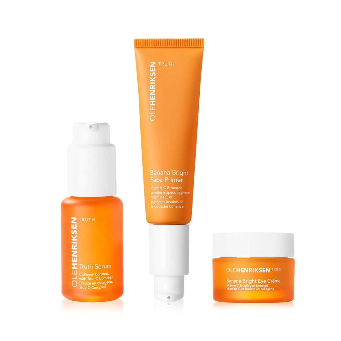 Ole Henriksen Summer Glow Essentials Set Eye Creme Brightening Skincare Skincare Set