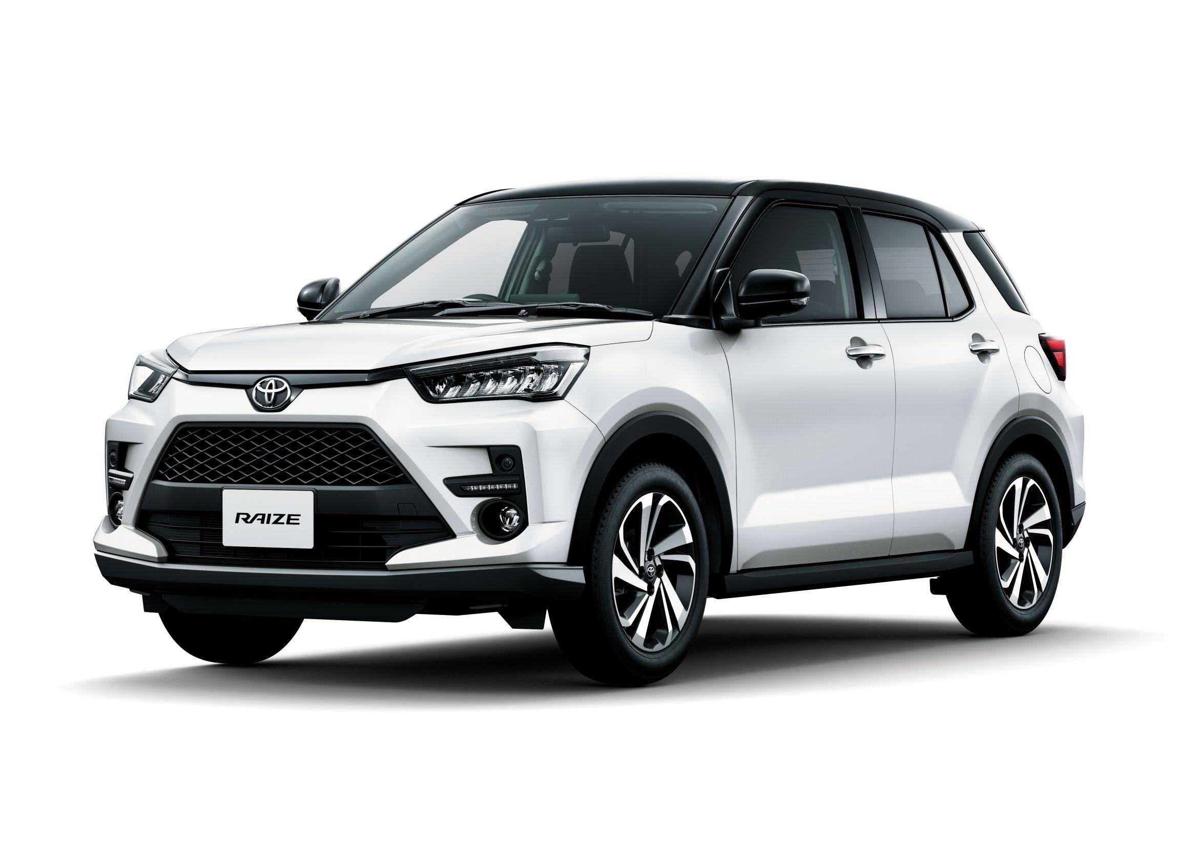 Toyota Raize Di 2021