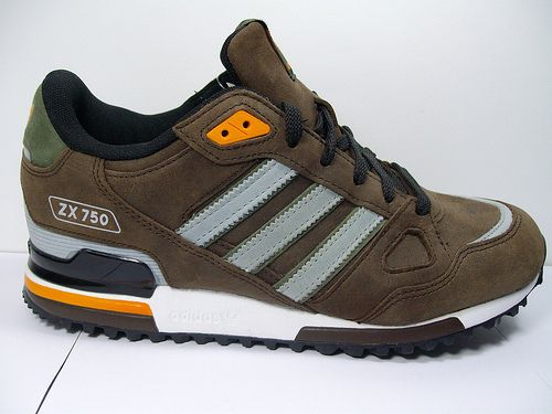 Adidas ZX750 G64040 | Shoes sneakers adidas, Casual sneakers ...