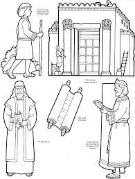 Image Result For Ezra Reading Book Of The Law Of Moses Coloring