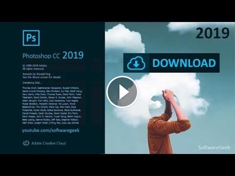 download adobe photoshop cc 2019