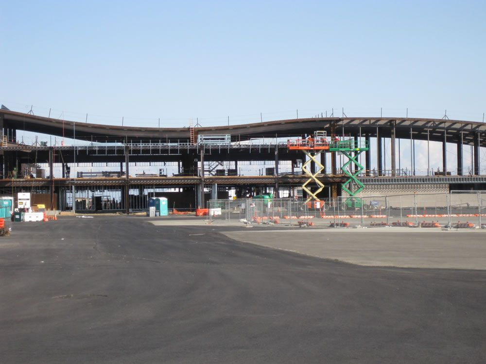 Project Sacramento Airport Location Sacramento Ca Product 3wh 36 Steel Roof Floor Deck Projects Asc Steel Deck Www Asc Steel Deck Deck Projects Deck