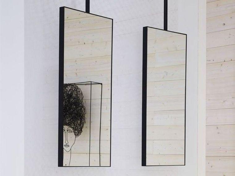 grand miroir design : 25 idées pour votre intérieur | miroir