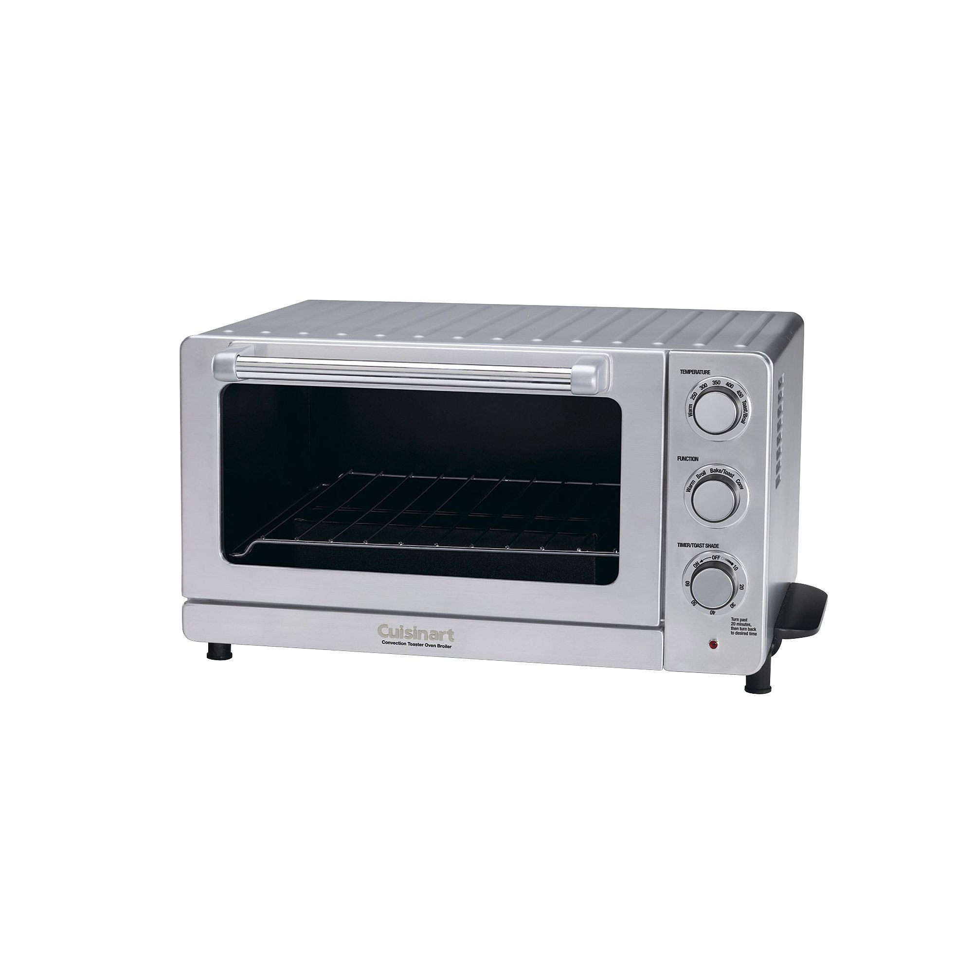 Cuisinart Convection Toaster Oven Broiler Stainless Steel Oven Toaster Countertop Oven