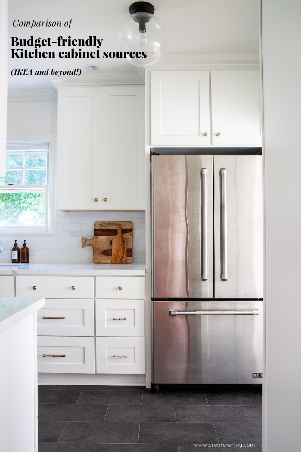 Comparison Of Budget Friendly Kitchen Cabinet Sources Ikea And Beyond Affordable Kitchen Cabinets Affordable Cabinets Cost Of Kitchen Cabinets