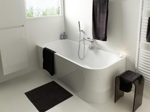 X2o Badkamer Ervaringen : Caruso hoekbad badkamer bathroom bath en shower