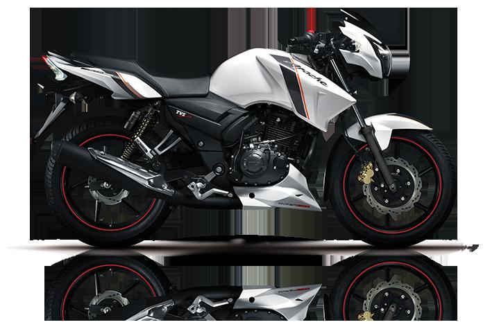 Motor Talkies Tvs Rtr Bike