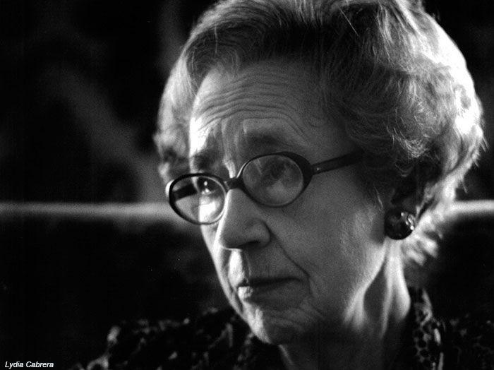 Lydia Cabrera y el prólogo olvidado - Conexión Cubana
