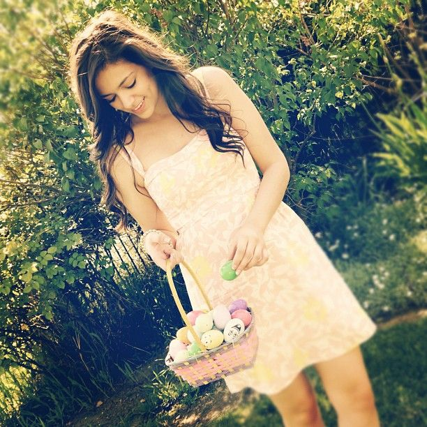 Easter video uploaded to macbarbie07 3 bethanynoelm bethany mota negle Image collections