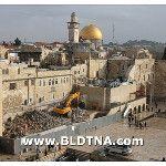 Destruction of Mamluk(1250-1516)  Ottoman(1517-1917) era buildings in #EastJerusalem by #Israel 2013(2)