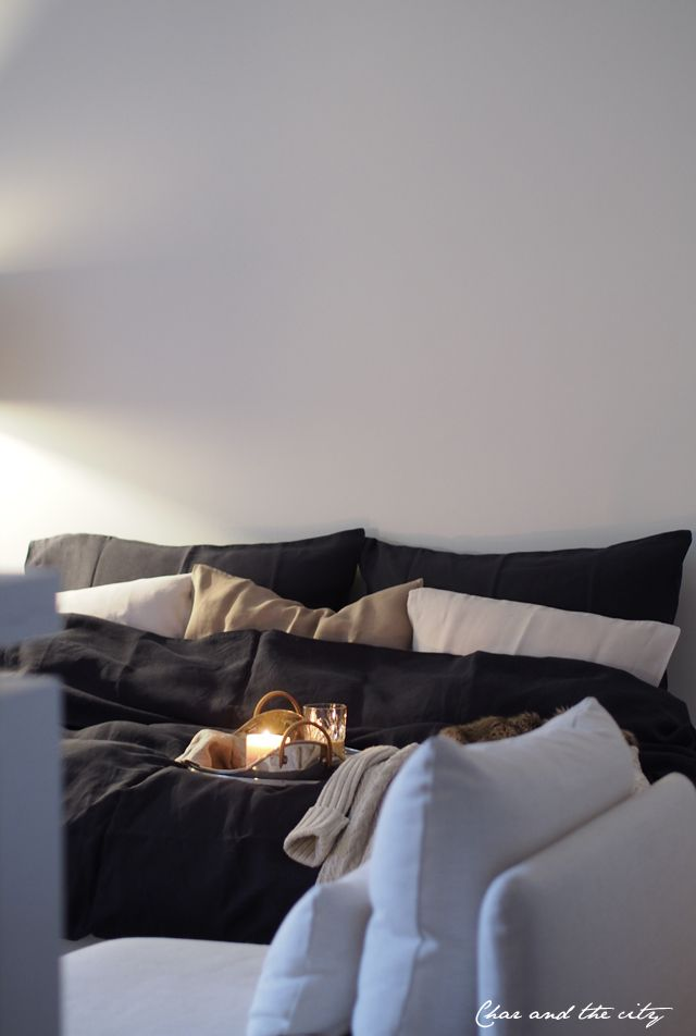 Bedding by Balmuir #balmuir #linen #sheets #bedroom #bedding #interior   http://divaaniblogit.fi/charandthecity/2014/11/03/balmuir-20-alennuskoodi/