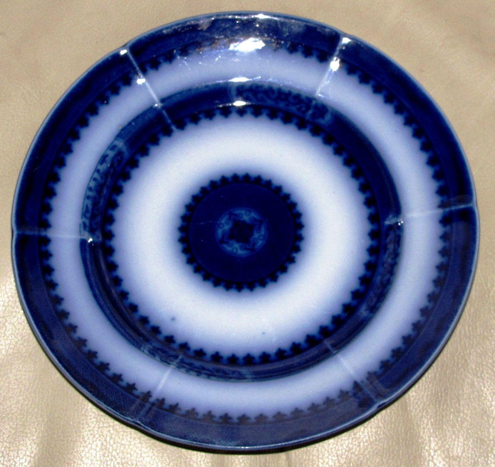 very cool flow blue geometric deisgn Nankin