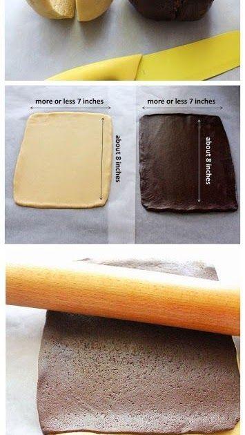 Chocolate Pinwheel Cookies-Ingredients | Chocolate cake ...