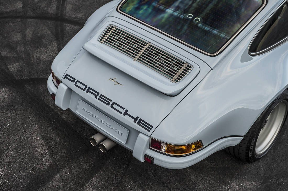 Singer Vehicle Design | Restored. Reimagined. Reborn