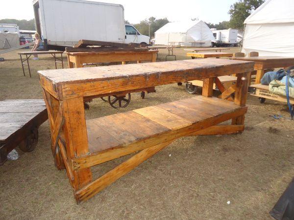 work bench   Garage work bench, Workbench, Entryway tables
