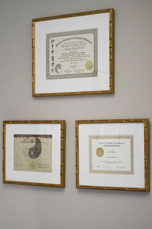 Diplomas and certificates don\'t have to go in traditional frames. We ...