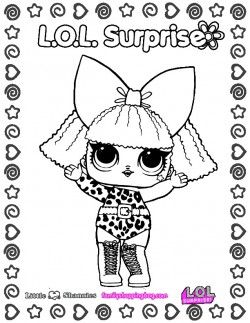 pinbetty lópez on brenda  coloring pages color lol