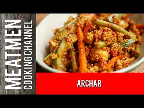Achar the meatmen your local cooking channel asian achar the meatmen your local cooking channel forumfinder Gallery