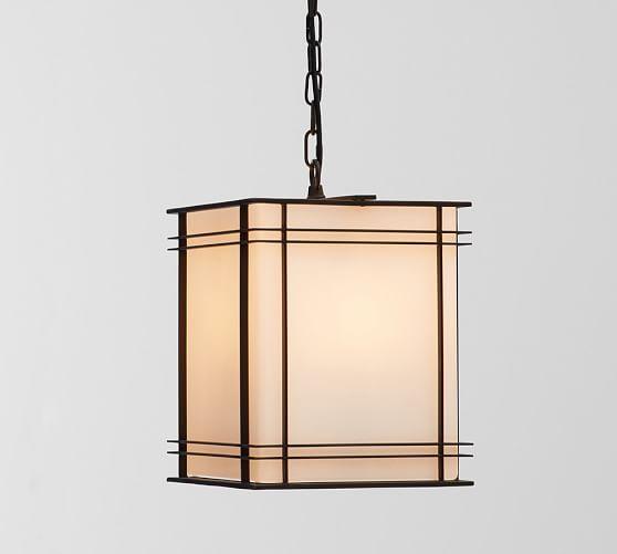 Craftsman Indoor/Outdoor Pendant