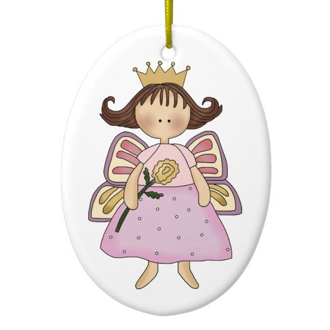 Butterfly Princess ornament |  Butterfly Princess ornament