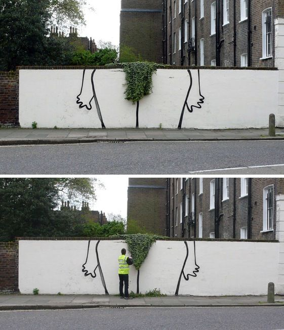Hmm....still need to trim that hedge a bit more...