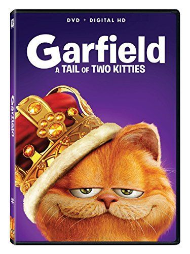 This Sequel To The 2004 Hit Garfield The Movie Maintains That Film S Clever Intermingling Of Live Action Supporting Cast Wit Garfield Childrens Movies Blu Ray