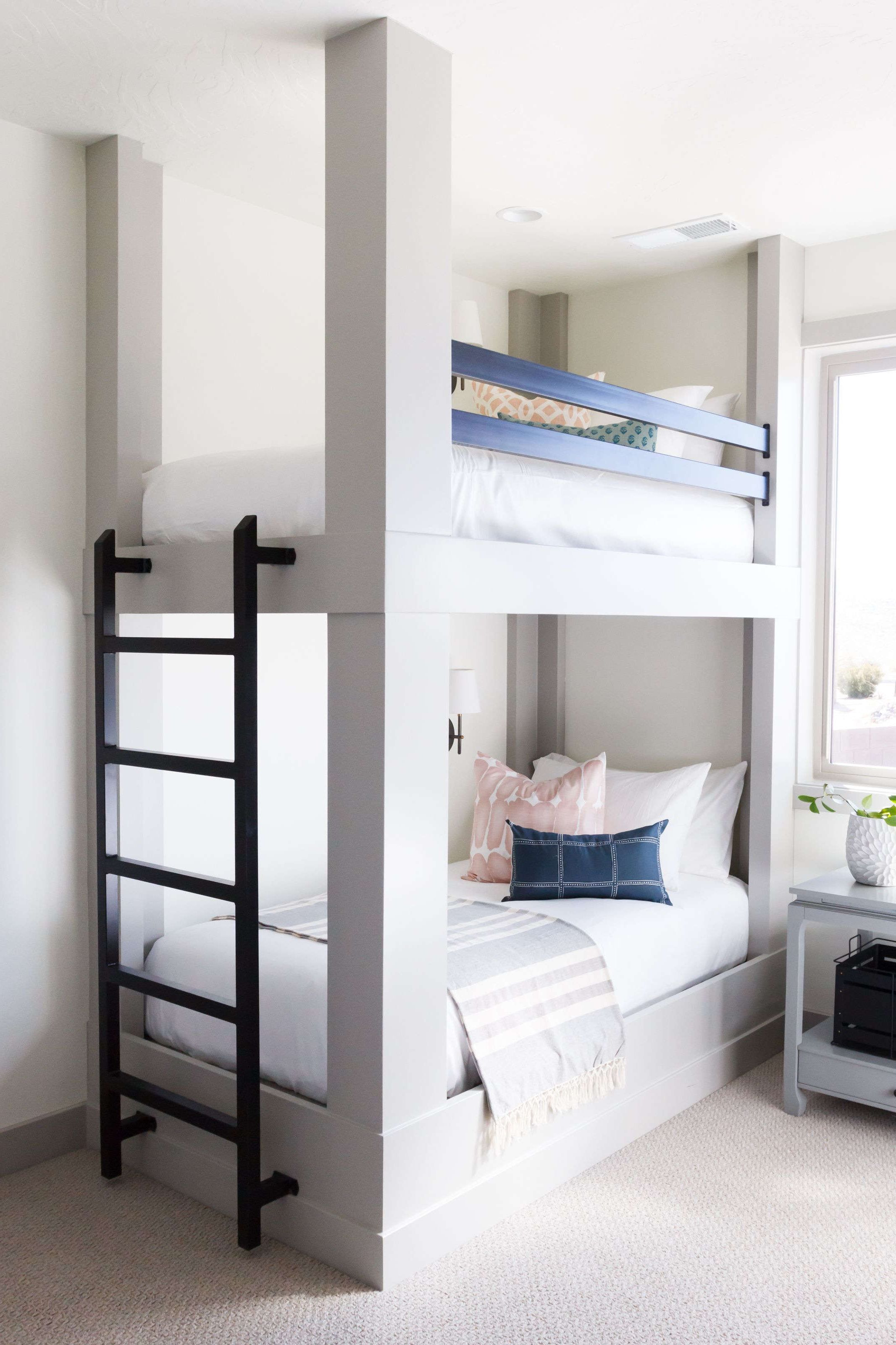50 Amazing Contemporary Bunk Bed Ideas Decor Around The World Contemporary Bunk Beds Bunk Beds For Girls Room Bed