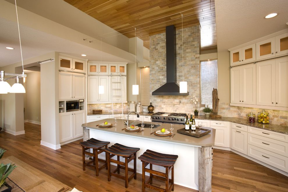 Kitchen - contemporary - kitchen - other metro - Walsh Design Group, Inc.