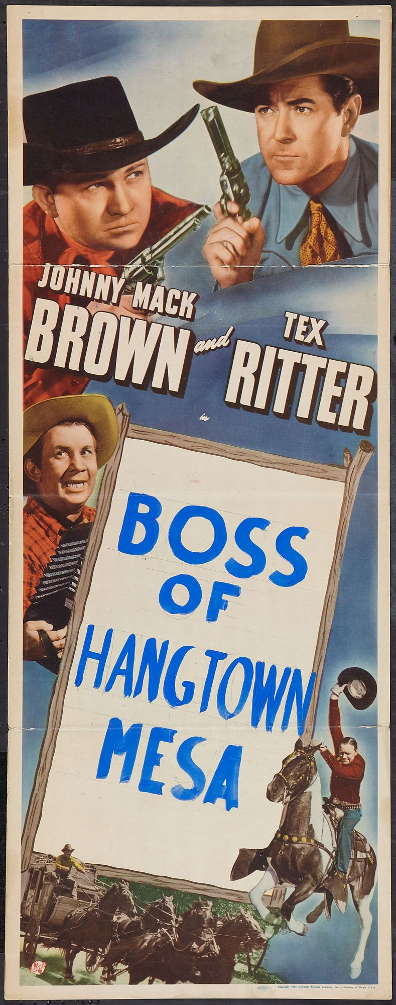 Watch Boss of Hangtown Mesa Full-Movie Streaming
