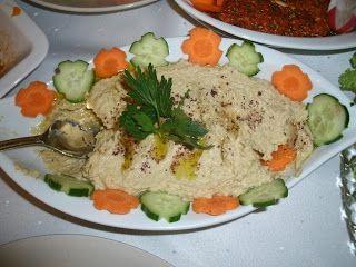 Ayşenputtel: Türkische Rezepte (14)- 2 Vorspeisen: Ezme und Humus