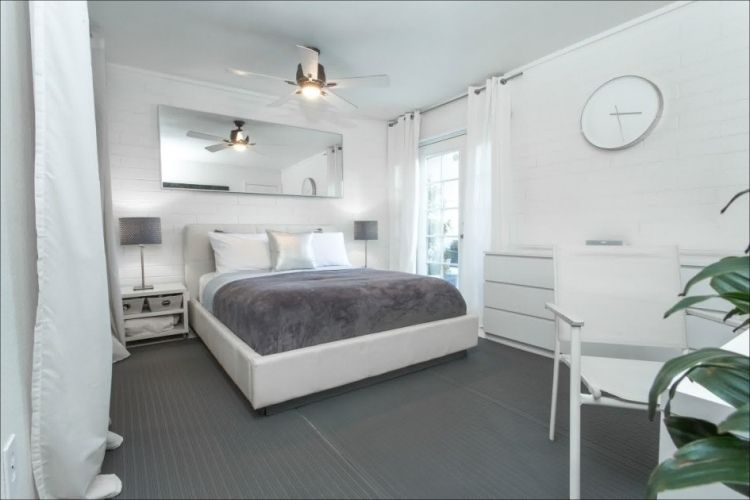 Chambre à coucher adulte – 127 idées de designs modernes | Moquette ...