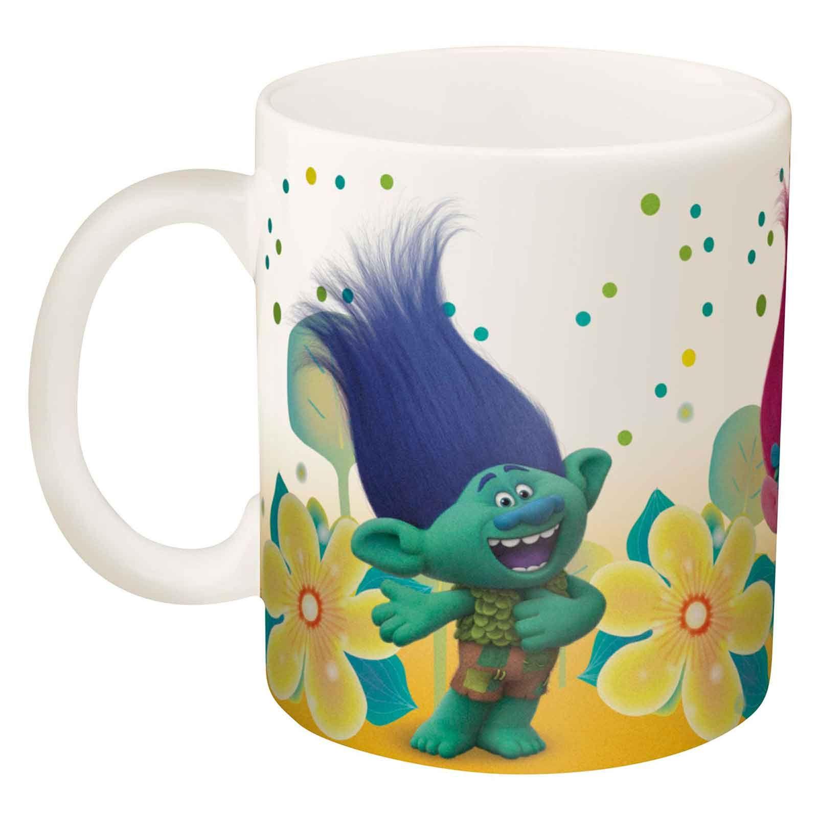 Trolls Coffee Mugs For Sale - Poppy, Branch & Guy
