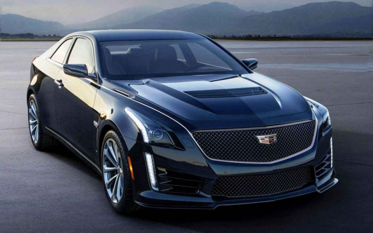 2020 Cadillac Cts V Coupe Price, Design and Review