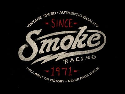 Smoke Racing by Jarrett Arant