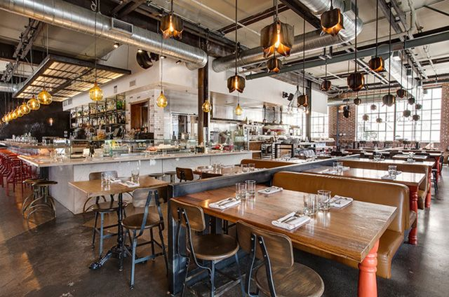 Restaurant Design Awards 2014 Los Angeles Restaurant Design Restaurant Design Awards Art District Los Angeles