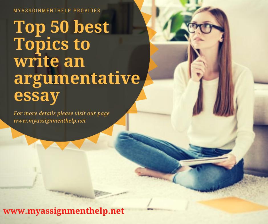 best argumentative essay
