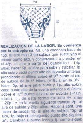 FIO MÁGICO: CROCHÊ - CALCINHA INFANTIL