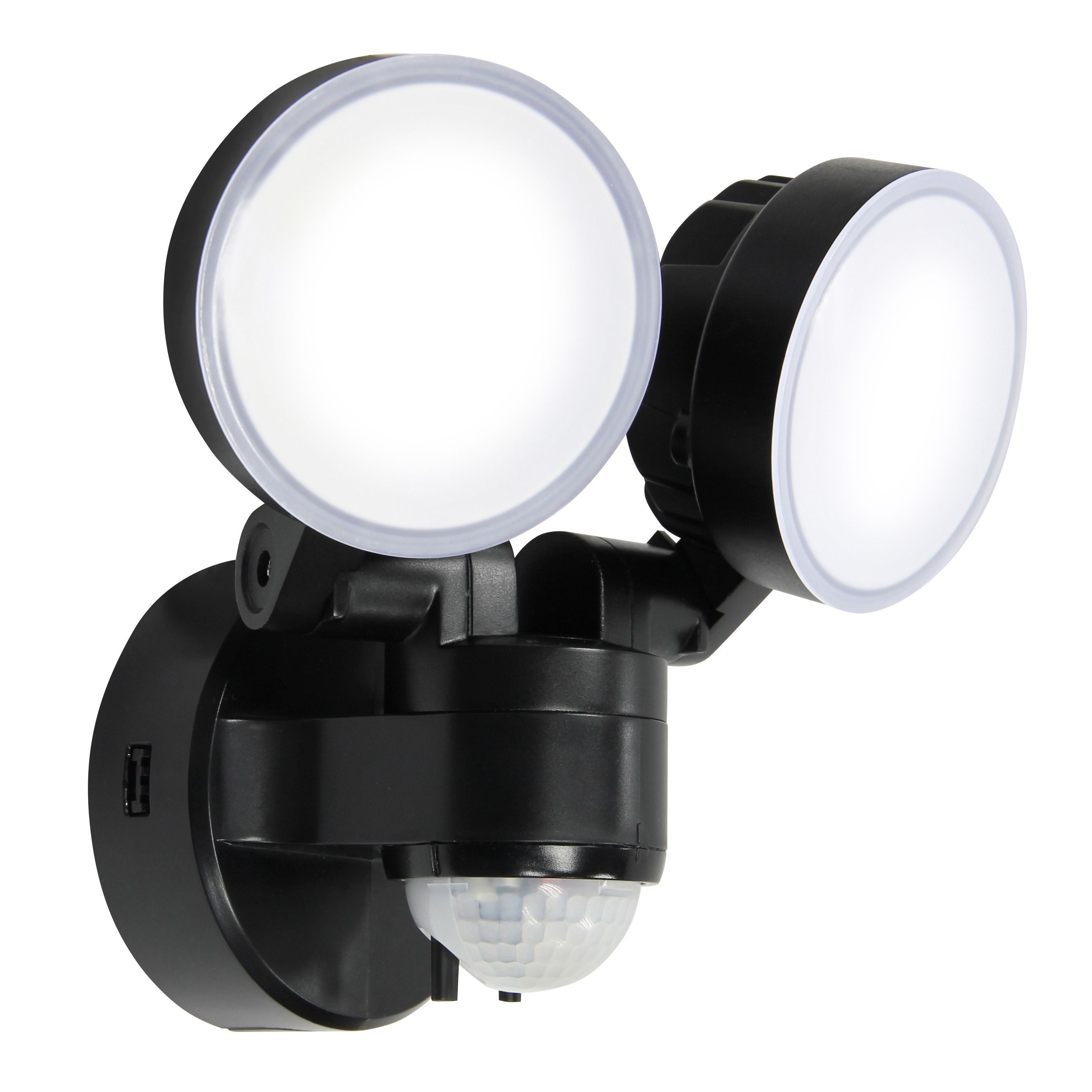 Blooma Stata 16w Mains Ed Twin Security Light